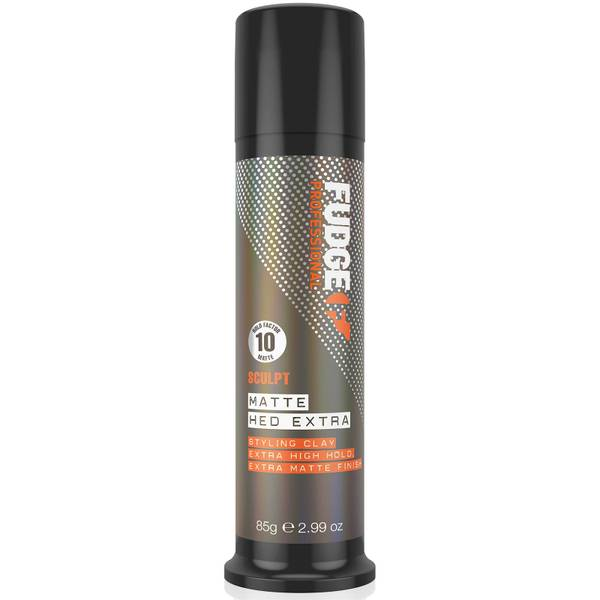 Fudge Professional Styling Matte Hed Extra Clay 85g