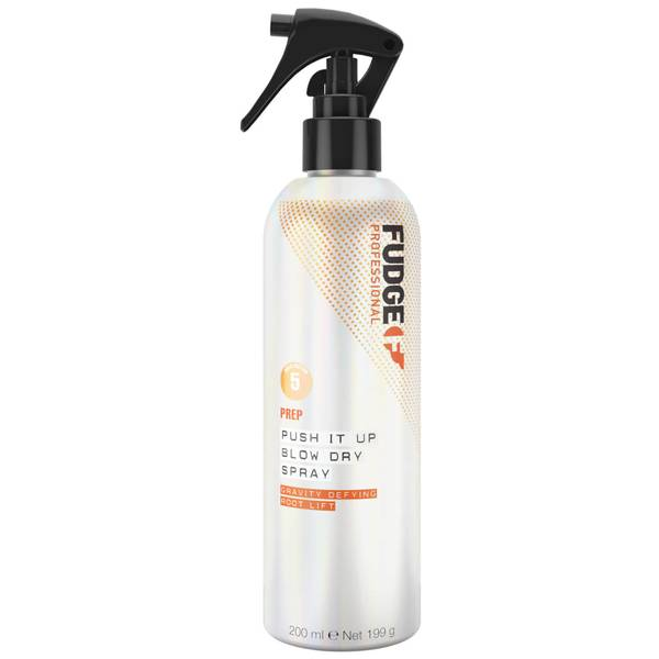 Fudge Professional Styling Push-it-up Blow Dry Spray 200ml