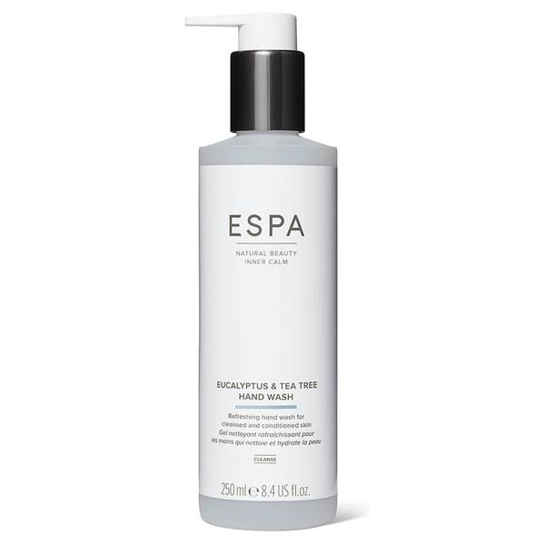 ESPA Essentials Eucalyptus and Tea Tree Hand Wash 250ml