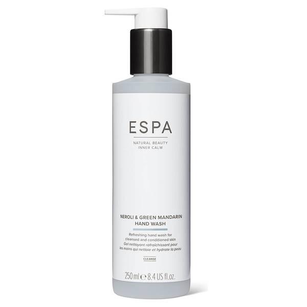 ESPA Essentials Neroli and Green Mandarin Hand Wash 250ml