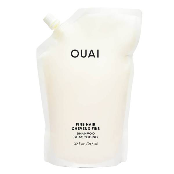 OUAI Fine Hair Shampoo Refill 946ml