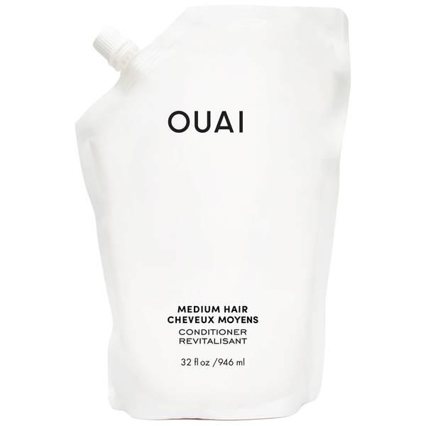 OUAI Medium Hair Conditioner Refill 946ml
