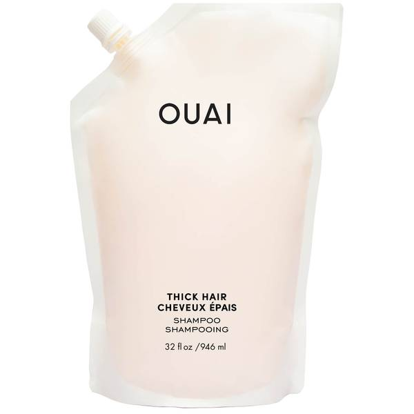 OUAI Thick Hair Shampoo Refill 946ml