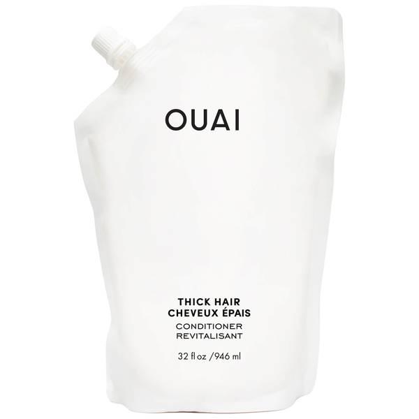 OUAI Thick Hair Conditioner Refill 946ml