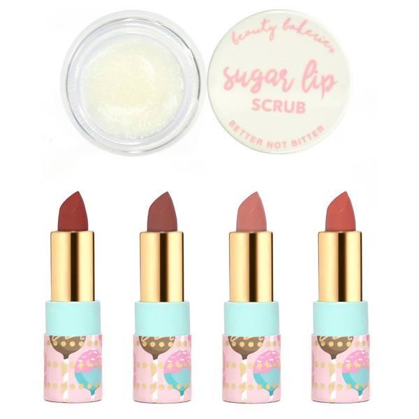 Beauty Bakerie Nude Lip Set