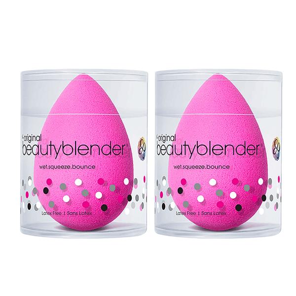 beautyblender Classic Makeup Sponge Pink Duo