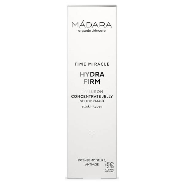 MADARA TIME MIRACLE Hydra Firm Hyaluron Concentrate Jelly 75ml