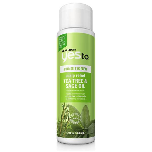 yes to Naturals Tea Tree Scalp Relief Conditioner