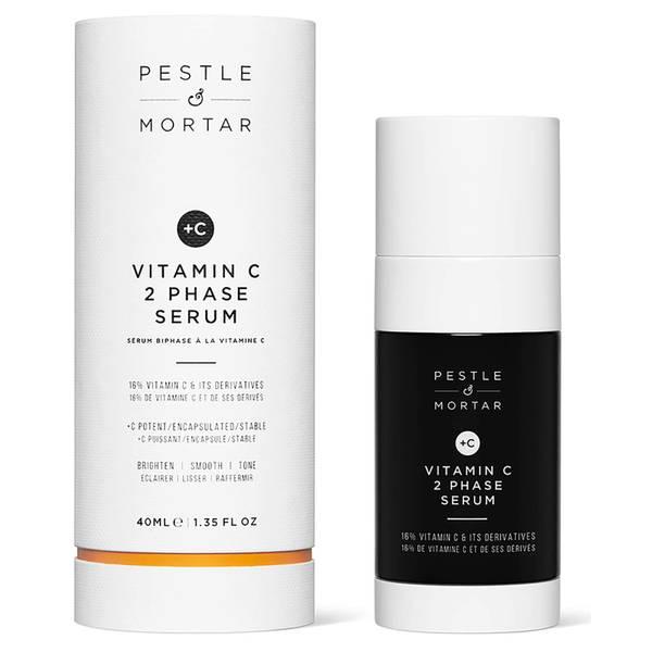 Pestle & Mortar Vitamin C 2 Phase Serum 40ml