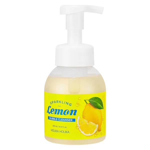 Holika Holika Sparkling Lemon Bubble Cleanser 300ml