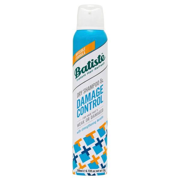 Batiste Damage Control Dry Shampoo 200ml
