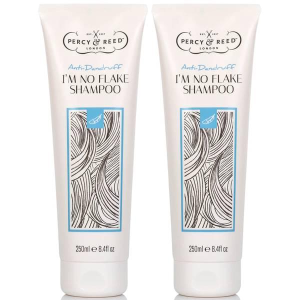 Percy & Reed Anti-Dandruff Shampoo Duo 250ml