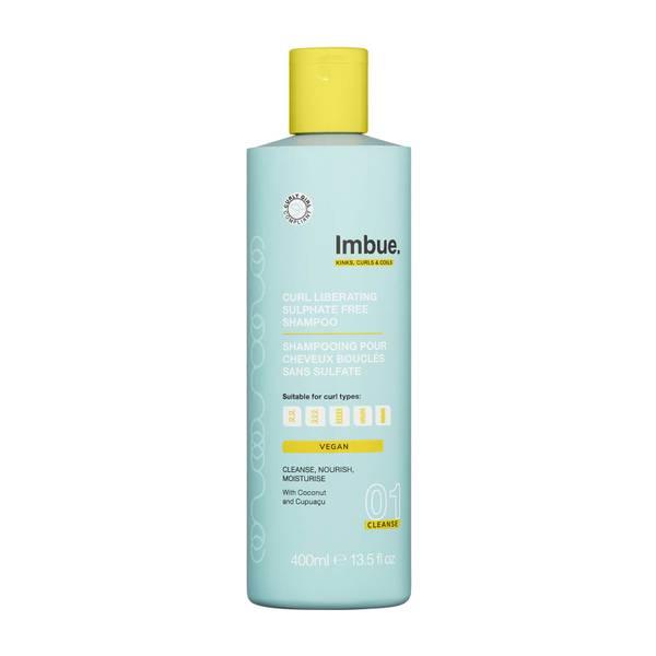 Imbue Curl Liberating Sulphate Free Shampoo 13.53 fl. oz