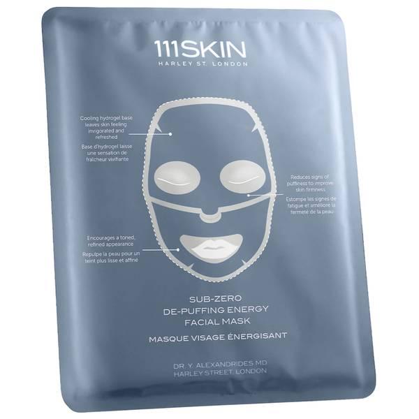 111SKIN Sub Zero De-Puffing Energy Mask Single 1.01 oz