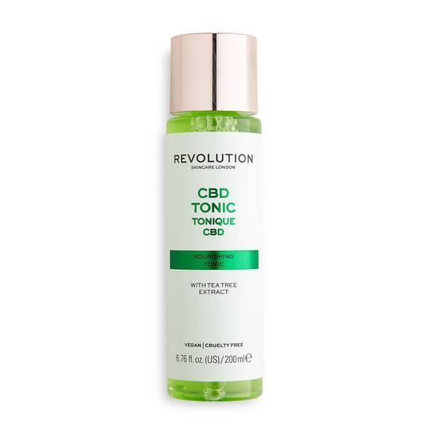Revolution Skincare CBD Tonic 200ml