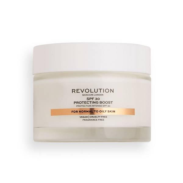 Revolution Skincare Moisture SPF30 Cream for Normal/Oily Skin 50ml