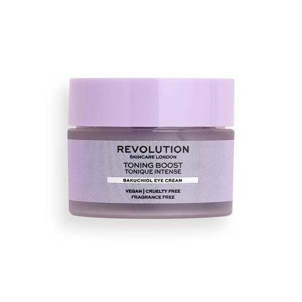 Revolution Skincare Toning Boost Bakuchiol Eye Cream 15ml