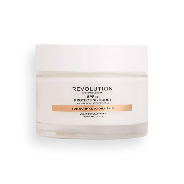 Revolution Skincare Moisture SPF15 Cream for Normal/Oily Skin 50ml