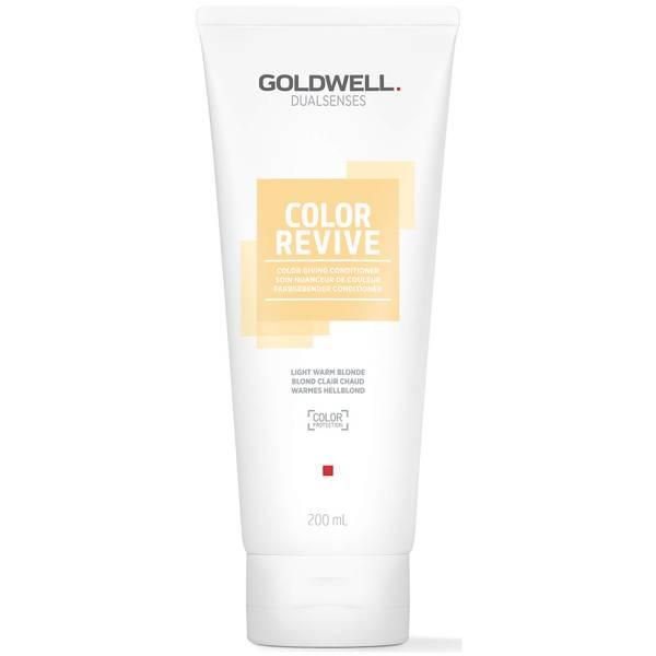 Goldwell Dualsenses Color Revive Light Warm Blonde 200ml