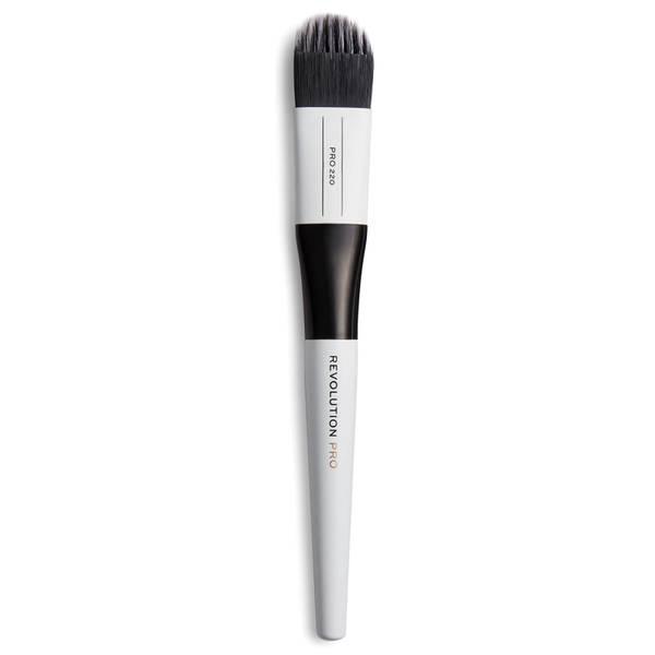 Revolution Pro 220 Medium Feathered Flat Brush