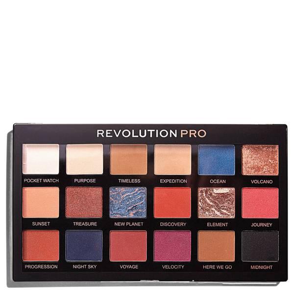 Revolution Pro Regeneration Palette - Trends Azure 14.4g