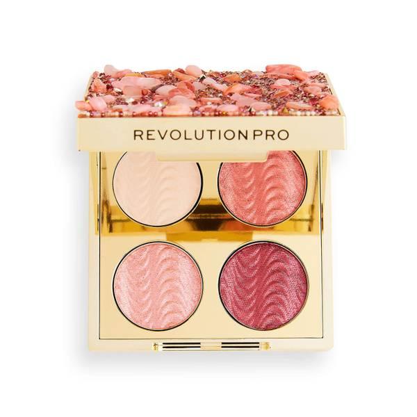 Revolution Pro Ultimate Eye Look Quartz Crush Palette 3.2g