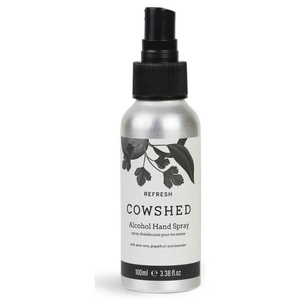 Cowshed Refresh Alcohol Hand Spray 100ml
