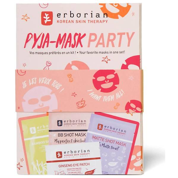 Erborian Pyja-Mask Party Kit