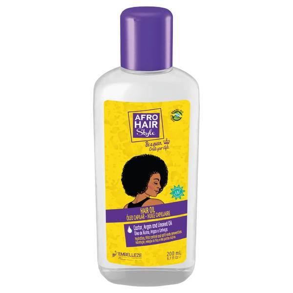 Novex AfroHair Hair Oil 200ml