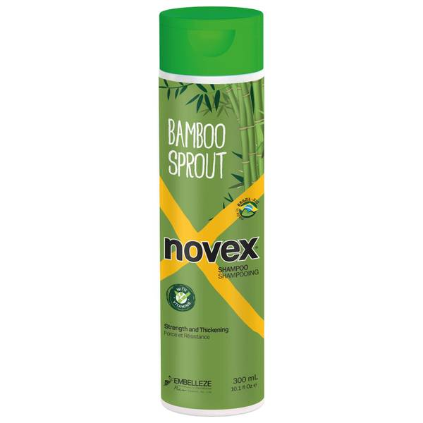 Novex Bamboo Sprout Shampoo 300ml