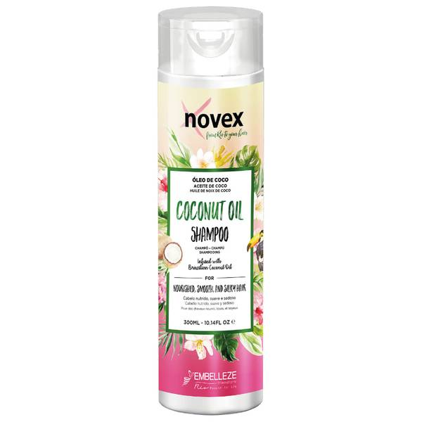 Novex Coconut Oil Shampoo 300ml