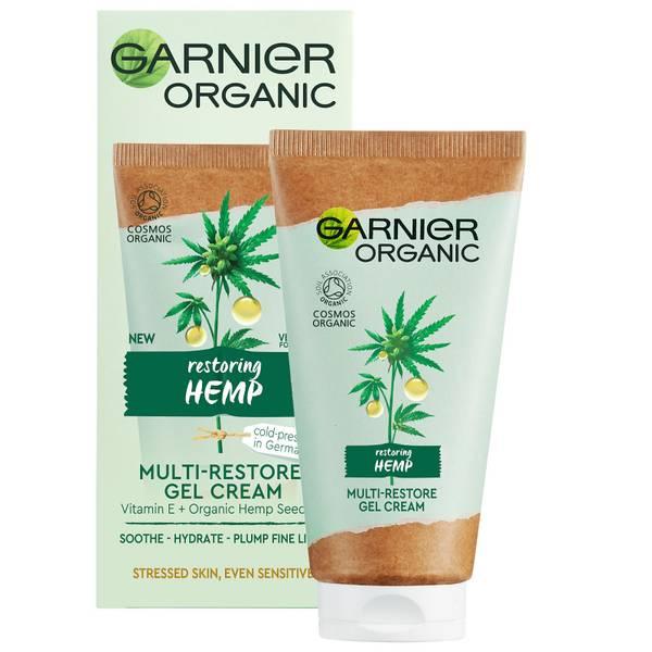 Garnier Organic Hemp Multi-Restore Gel Cream 50ml