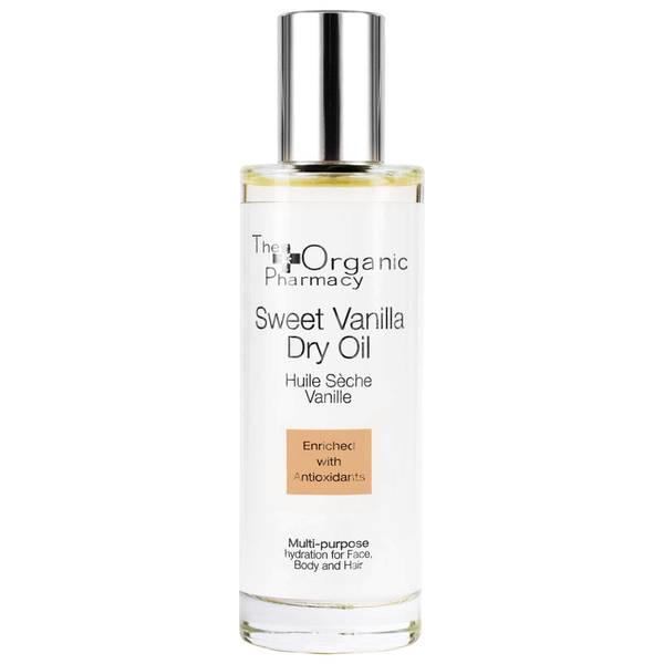 The Organic Pharmacy Sweet Vanilla Dry Oil 100ml
