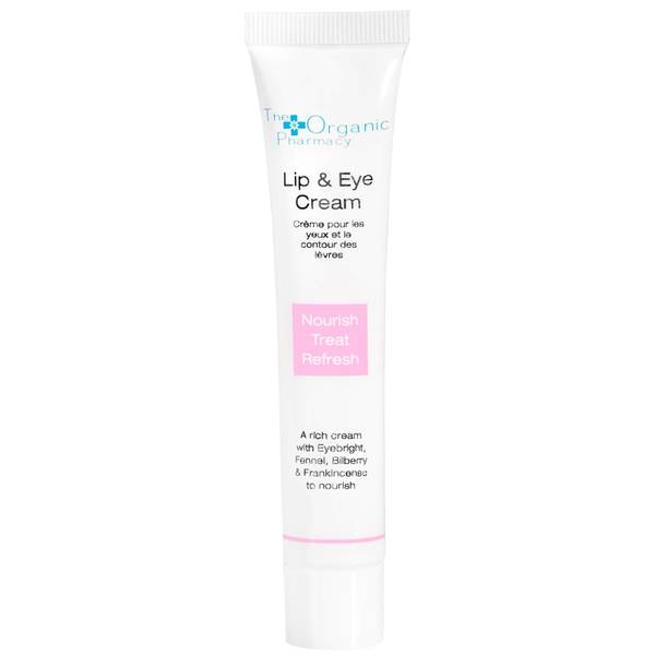 The Organic Pharmacy Lip Eye Cream (10 ml.)