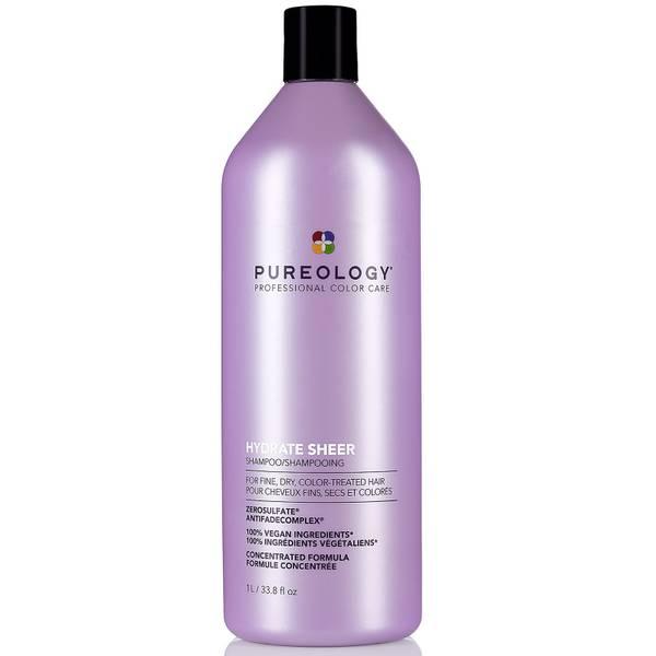 Pureology Hydrate Sheer Shampoo 1000ml