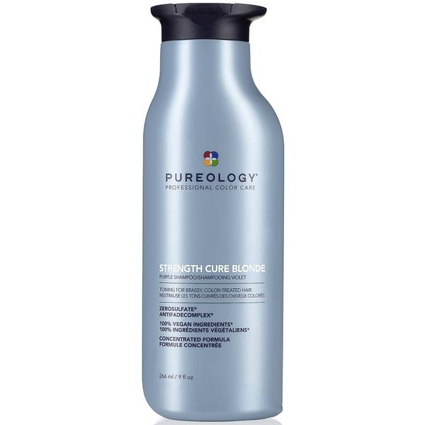 Pureology Strength Cure Blonde Shampoo 266ml