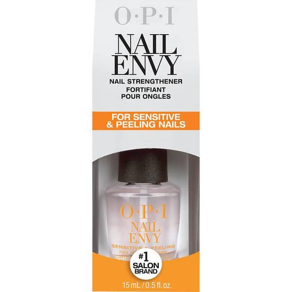 OPI Nail Envy Nail Strengthener Treatment Sensitive and Peeling Formula 15ml