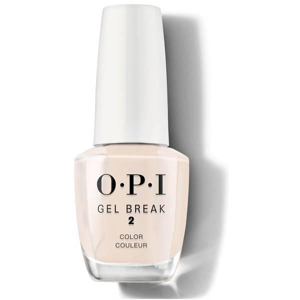 OPI Gel Break Sheer Too Tan-Tilizing 15ml