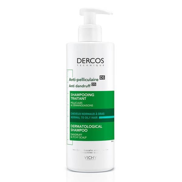 VICHY Dercos Anti-Dandruff Shampoo for Normal/Oily Hair 390ml