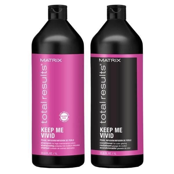 Matrix Keep Me Vivid Litre Duo