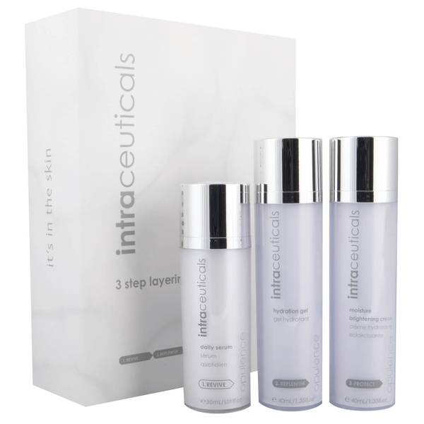 Intraceuticals Opulence 3 Step Layering Set 3.71 fl.oz
