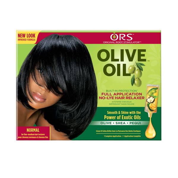 ORS Olive Oil Built in Protection No-Lye Relaxer Normal 1 Application 485g