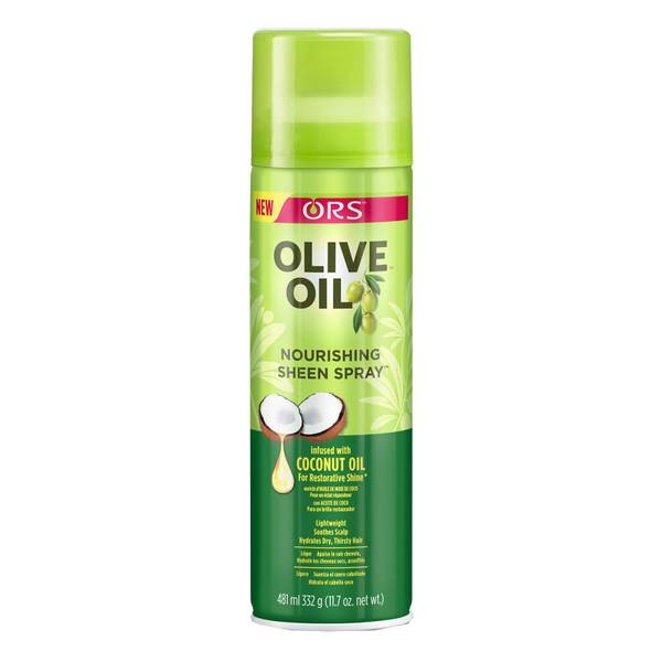 ORS Olive Oil Nourishing Sheen Spray 472ml