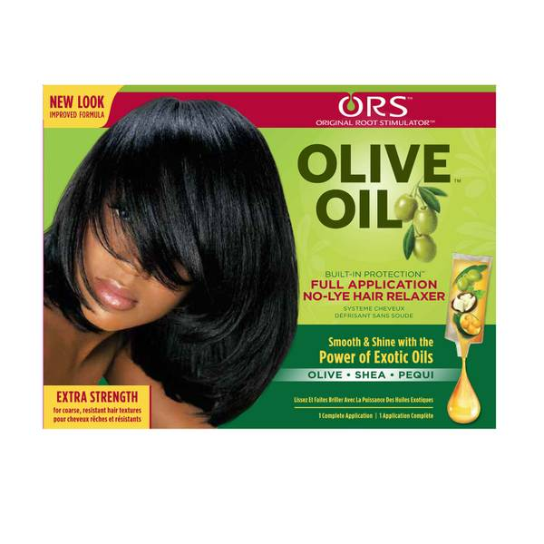 ORS Olive Oil Built in Protection No-Lye Relaxer Extra Strength 1 Application 485g
