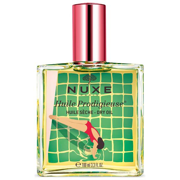 NUXE Huile Prodigieuse Limited Edition Oil 100ml - Coral