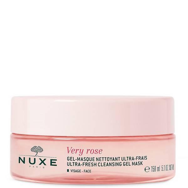 Gel-Masque Nettoyant Ultra-frais, Very Rose 150 ml