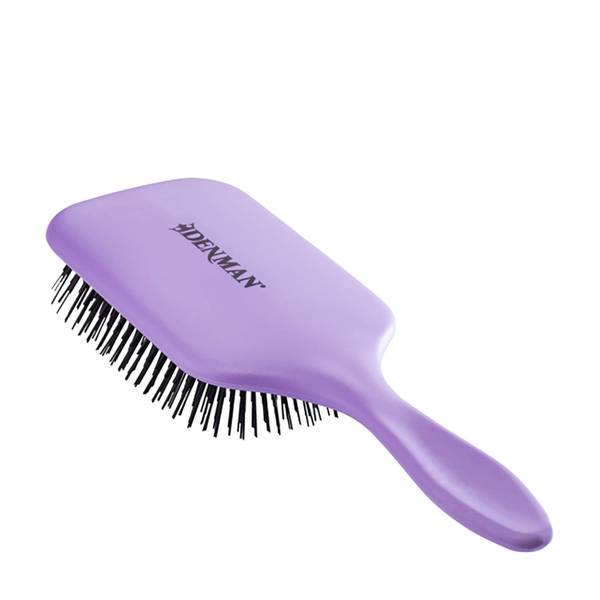 Denman D90L Tangle Tamer Brush - Ultra Violet