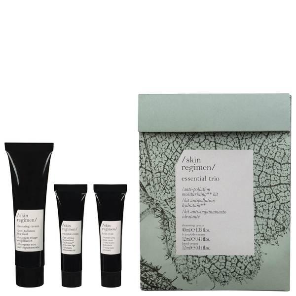 Skin Regimen Essential Trio Kit (Worth £26.00)