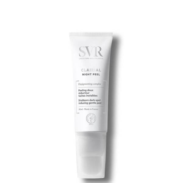 SVR Clairial Night Peel Pigmentation Mark Exfoliator with Brush Applicator 50ml