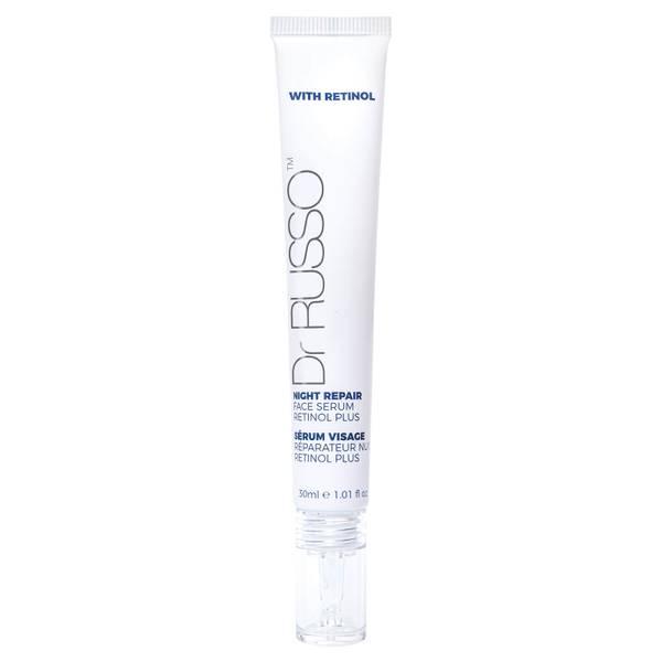 Dr. Russo Night Repair Retinol Plus Face Serum 30ml
